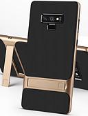hesapli Cep Telefonu Kılıfları-Pouzdro Uyumluluk Samsung Galaxy Note 9 / Note 8 Şoka Dayanıklı / Satandlı Arka Kapak Solid Sert TPU / PC