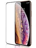 זול מגנים לטלפון-AppleScreen ProtectoriPhone XS יהלום מגן מסך מלא יחידה 1 זכוכית מחוסמת