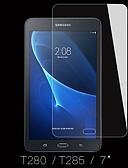 preiswerte Bildschirm-Schutzfolien für's Tablet-Displayschutzfolie für Samsung Galaxy Tab A 7.0 (2016) Hartglas 1 Stück Vorderer Bildschirmschutz 9H Härtegrad