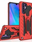 halpa Puhelimen kuoret-Etui Käyttötarkoitus Huawei Huawei P20 / Huawei P20 Pro / Huawei P20 lite Iskunkestävä / Tuella Takakuori Yhtenäinen Kova TPU / PC / P10 Plus / P10 Lite / P10