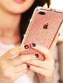 hesapli iPhone Kılıfları-Pouzdro Uyumluluk Apple iPhone XS / iPhone XR / iPhone XS Max Taşlı / Işıltılı Parlak Arka Kapak Işıltılı Parlak Sert Metal