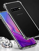 halpa Puhelimen kuoret-Etui Käyttötarkoitus Samsung Galaxy S9 / S9 Plus / S8 Plus Iskunkestävä / Läpinäkyvä Suojakuori Yhtenäinen Pehmeä TPU