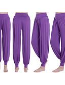 preiswerte Abendkleider-Damen Yoga-Hose Sport Modisch Modal Pumphose Tanz Laufen Fitness Sportkleidung Leicht Atmungsaktiv Feuchtigkeitsabsorbierend Mikro-elastisch Lose