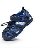 halpa Maskarat-Poikien Tekonahka Sandaalit Taapero (9m-4ys) / Pikkulapset (4-7 vuotta) Comfort Punainen / Vihreä / Sininen Kesä