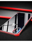 hesapli iPhone Kılıfları-Pouzdro Uyumluluk Apple iPhone XS / iPhone XR / iPhone XS Max Şoka Dayanıklı / Şeffaf Arka Kapak Şeffaf Yumuşak TPU