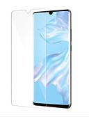 halpa iPhone näytönsuojat-HuaweiScreen ProtectorHuawei P30 Teräväpiirto (HD) Näytönsuoja 1 kpl Karkaistu lasi