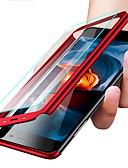 זול מגנים לטלפון-מגן עבור Xiaomi Xiaomi Mi Play / Xiaomi Mi Max 3 / Xiaomi Mi 8 עמיד בזעזועים / אולטרה דק / מזוגג כיסוי מלא אחיד קשיח PC / Xiaomi Mi 6
