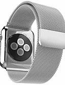halpa Smartwatch-nauhat-Watch Band varten Apple Watch Series 4/3/2/1 Apple Milanolainen Ruostumaton teräs Rannehihna