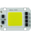 זול אוברולים טריים לתינוקות-2pcs COB הנורה אביזר / רצועת האור אביזר אלומיניום Led לגדול נורה COB שבב עבור הצמח DIY פרח זריעת האור / עבור אור LED אור המבול זרקור