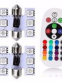 hesapli Erkek Kapşonluları ve Svetşörtleri-2pcs Araba Ampul 5 W LED İç Işıklar Uyumluluk Uniwersalny Tüm Yıllar