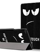 Χαμηλού Κόστους Άλλη υπόθεση-tok Για Lenovo Lenovo Tab E7 (TB-7104) / Καρτέλα Lenovo E8 (TB-8304F) Ανθεκτική σε πτώσεις / με βάση στήριξης / Εξαιρετικά λεπτή Πλήρης Θήκη Κινούμενα σχέδια Σκληρή PU δέρμα για Καρτέλα Lenovo E8