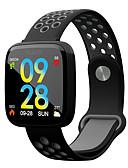 hesapli Dijital Saatler-Erkek Spor Saat Dijital Modern Stil Stortif Silikon Siyah 30 m Su Resisdansı Bluetooth Smart Dijital Günlük Dış Mekan - Siyah / Yeşil Siyah / Kırmızı Beyaz mavi