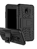 Недорогие Чехлы для телефонов-Кейс для Назначение SSamsung Galaxy A3 (2017) / A5 (2017) / A7 (2017) Защита от удара / Защита от пыли Кейс на заднюю панель броня Твердый Пластик / ПК