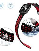 זול להקות Smartwatch-צפו בנד ל Fitbit Versa / Fitbit Versa לייט פיטביט רצועת ספורט / אבזם קלאסי סיליקוןריצה רצועת יד לספורט