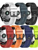 זול להקות Smartwatch-צפו בנד ל Fenix 5 Plus / Garmin Quatix 5 Sapphire / Forerunner 935 Garmin רצועת ספורט סיליקוןריצה רצועת יד לספורט