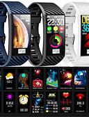זול מקרה Smartwatch-dt58 הלהקה חכמה ip68 Waterproof לב קצב הלב ecg חכם צמיד כושר גשש חכם wristband לצפות עבור ios ios