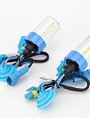 זול אוברולים טריים לתינוקות-2pcs מכונית נורות תאורה 110 W LED פנס ראש עבור אוניברסלי כל השנים