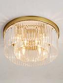 זול מטען כבלים ומתאמים-QIHengZhaoMing 4-אור תאורה להתקנה Ambient Light Brass מתכת 110-120V / 220-240V