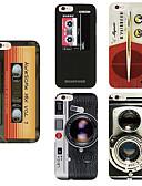 Недорогие Защитные плёнки для экрана iPhone-ультратонкий прозрачный тпу мобильный телефон задняя крышка защитная оболочка для iphonexs max / iphonexr / iphonex / xs / iphone 8/7 / iphone 8plus / 7plus / iphone 6 / 6s / iphone 6plus / 6splus /