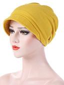 halpa Naisten hatut-Naisten Perus Naisten lierihattu-Yhtenäinen Polyesteri Harmaa Purppura Keltainen