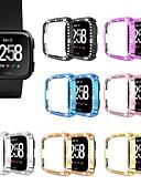 Недорогие Чехол для умных часов-чехлы для fitbit и пластиковая совместимость fitbit