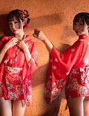 זול ווסטים-בגדי ריקוד נשים קוספליי מבוגרים סקסי Lady תחפושות קוספליי נשף מסכות קימונו מעיל קימונו