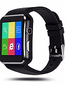 cheap Men's Polos-YYX6 Men Smartwatch Android iOS Bluetooth GPS Sports Touch Screen Calories Burned Long Standby Activity Tracker Sleep Tracker Sedentary Reminder Find My Device Exercise Reminder / Hands-Free Calls