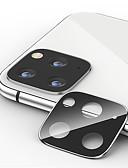זול כבל & מטענים iPhone-מגן עדשת מצלמה מתכתית עבור apple iphone 11/11 pro / 11 pro זכוכית מקסימום מזג זכוכית בחדות גבוהה (hd)