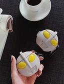 זול מארזי AirPods-נרתיק airpods סיליקון דפוס יפה ורך נייד ל- airpods1 airpods2 (מטען airpods לא כלול)