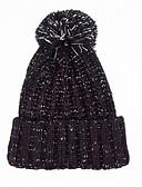 זול מכנסיים ושורטים לגברים-סתיו חורף שחור אודם אפור כובע בייסבול אחיד פוליאסטר פעיל בסיסי סגנון חמוד בגדי ריקוד גברים בגדי ריקוד נשים