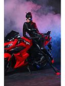povoljno Zentai odijela-Žene Movie & TV Theme Costumes Spol Zentai odijela Cosplay Nošnje Catsuit Top Hlače Mask