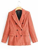 99fae73c7141 Χαμηλού Κόστους Γυναικεία Παλτό  amp  Καμπαρντίνες-Γυναικεία Δουλειά  Κανονικό Παλτό