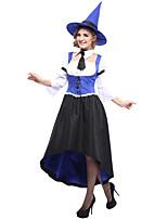 c6e6178eb12c levne Cosplay a kostýmy-Čerodějnice Šaty Cosplay Kostýmy Klobouky Dospělé  Dámské Šaty Halloween Halloween Karneval