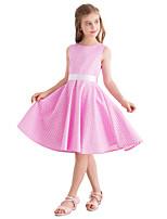 7d1ee282bc2ee abordables Vêtements pour Filles-Enfants Fille Rétro Vintage   Le style  mignon Points Polka Imprimé