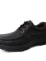 fa77bef5edfef رخيصةأون أحذية أوكسفورد للرجال-رجالي أحذية رسمية Leather نابا الربيع    الخريف عتيق   كاجوال