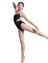 economico -Danza classica Body Per donna Addestramento / Prestazioni Elastene / Chinlon Più materiali Calzamaglia / Pigiama intero