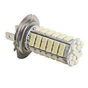 H7 6W 102x3528 SMD 540-580LM フォグランプ用 ホワイトライト 電球(DC 12V)