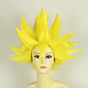 コスプレウィッグ ドラゴンボール Vegeta アニメ系 コスプレウィッグ 35 cm 耐熱繊維 男性用