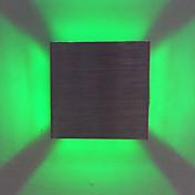 3 LED Integrado Moderno/Contemporáneo Galvanizado Característica for LED Mini Estilo Bombilla Incluida,Luz Ambiente Luz de pared