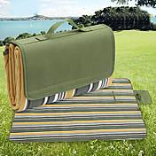 ピクニックブランケット シングル 防水 携帯用 のために 屋外