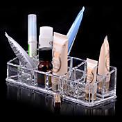 Almacenamiento de Cosméticos Inodoro Plástico Múltiples Funciones / Ecológico / Viaje / Regalo