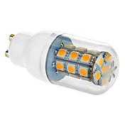 GU10 E26/E27 Bombillas LED de Mazorca 27 leds SMD 5050 Blanco Cálido Blanco Fresco 980lm 2500-3500K AC 85-265V