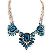 女性のファッションの新しいエレガントなダイヤモンドネックレス