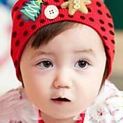 女の子 男の子 帽子&キャップ, コットン 冬 レッド ブルー ピンク