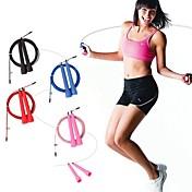 kylin velocidad crossfit deporte ™ alambre canle saltar la cuerda de salto de longitud ajustable corazón cardio
