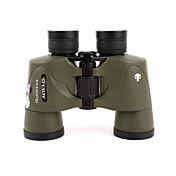 Esdy 8X50 Binoculares Impermeable Resistente a la intemperie Táctico Militar Uso General Caza BAK4 Revestimiento Múltiple Completo