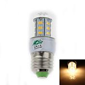 E26/E27 LEDコーン型電球 T 24 LEDの SMD 3528 装飾用 温白色 500lm 3000K AC 85-265V