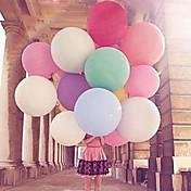 1本ラテックスパーティーお祝いの装飾の風船70cm * 60cm * 60cm