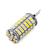 9W G4 LEDコーン型電球 T 102 SMD 3528 1200 lm 温白色 / クールホワイト DC 12 V 1個
