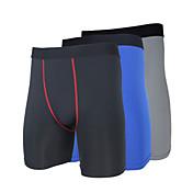 Hombre / Unisex Shorts de running / Shorts apretados de running - # 3, # 4, # 5 Deportes Delgado Licra Shorts / Malla corta / Pantalones